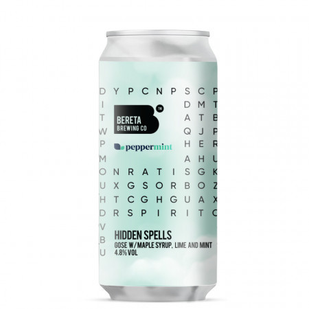 BERETA - Hidden Spells Maple Syrup, Lime and Mint vs.