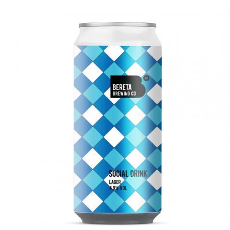 Bereta Social Drink - CAN