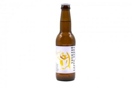 Three Happy Brewers Belgian Enkel