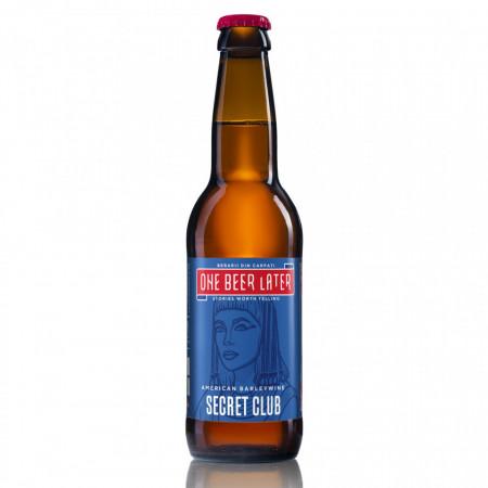 One Beer Later Secret Club - Barrel Aged - Rum Edd.