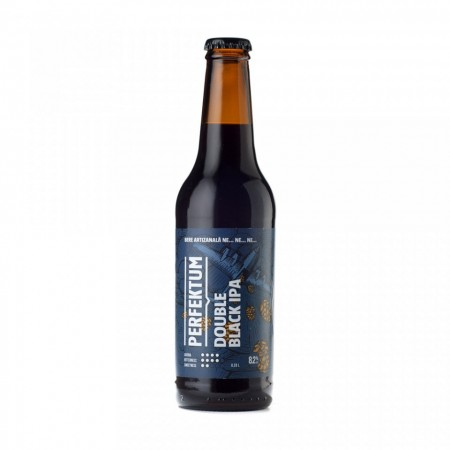 Perfektum Double Black IPA