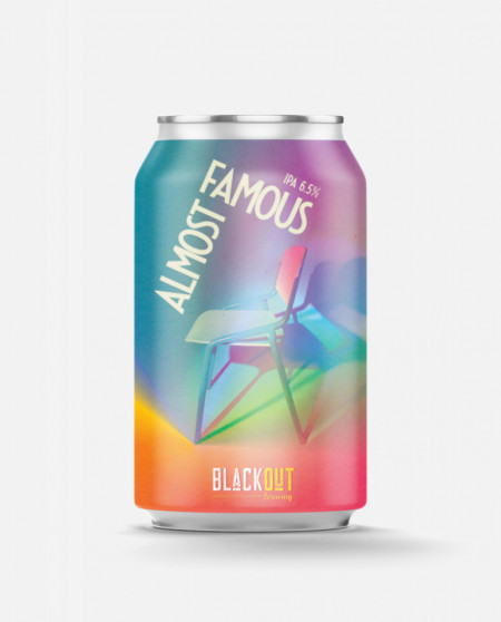 BLACKOUT ALMOST FAMOUS - CAN