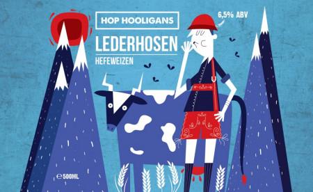 Hop Hooligans Lederhosen
