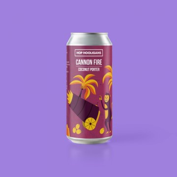 Hop Hooligans Cannon Fire - CAN