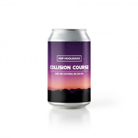 Hop Hooligans COLLISION COURSE - CAN