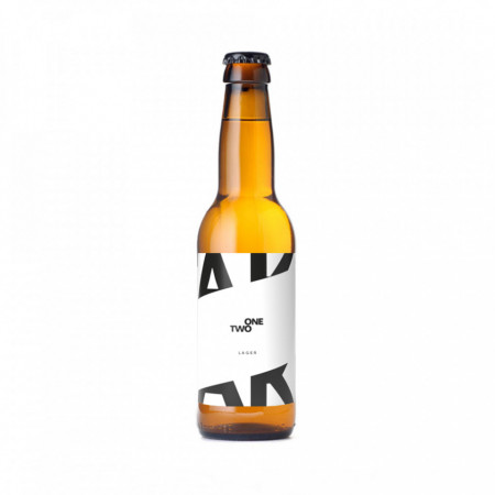 One Two - FAKE Lager