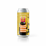 Hop Hooligans Salty Sourpuss: CARROT & GINGER