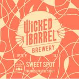 Wicked Barrel Sweet Spot - Tiramisu