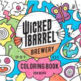 Wicked Barrel Coloring Book