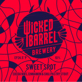 Wicked Barrel Sweet Spot - Cocoa Nibs, Cinnamon & Chili