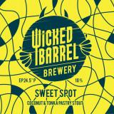 Wicked Barrel Sweet Spot - Coconut & Tonka