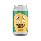 ;) + Sofia Electric Brewing Pie Strings Theory