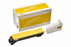 Cartus toner Kyocera TK550 yellow 10K Integral compatibil