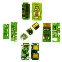 Chip C200, C253, C353 Konica-Minolta cyan OEM EuroPrint compatibil