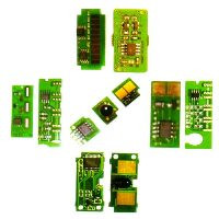 Chip CF400A, CRG045 HP black 1.500 pagini EPS compatibil