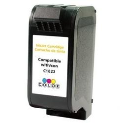 Cartus cerneala 23, C1823D HP CMY Nou EuroPrint compatibil