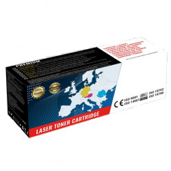 Cartus toner Panasonic KX-FAT411X black 2k EuroPrint compatibil