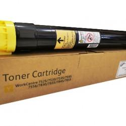 Cartus toner Xerox 006R01518 WC7525 RO yellow 15K EuroPrint compatibil