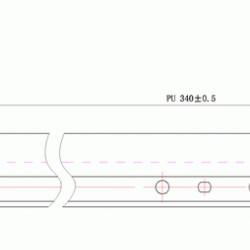Wiper blade TN210, TN213, TN214, TN216, TN314, TN319 Konica-Minolta DC Select compatibil