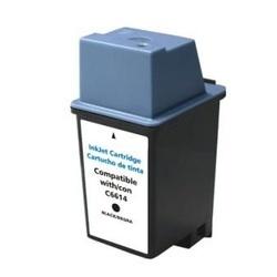 Cartus cerneala C6614A, 20 HP black Remanufacturat EuroPrint compatibil