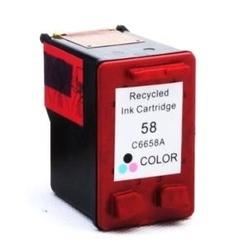 Cartus cerneala C6658 HP CMY Remanufacturat EuroPrint compatibil