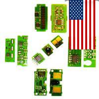 Chip CS317, CX317 Lexmark EUR black 3000 pagini EPS compatibil