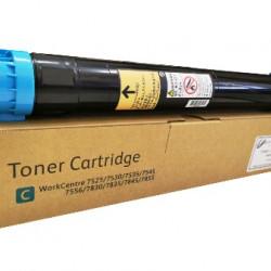Cartus toner Xerox 006R01520 WC7525 RO cyan 15K EuroPrint compatibil