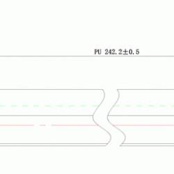 Wiper blade ML3050 Samsung DC Select compatibil