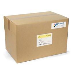 Toner refill CF532A, CF402A, CF402X, CF412A, CF412X, CF542A, CF542X, W2212A, W2212X, W2412A, W2412X,Canon CRG-045, CRG-045H, CRG-046, CRG-046H, CRG-054, CRG-054H HP yellow 10 kg EuroPrint compatibil