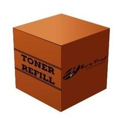 Toner refill UNIV Samsung black 10 kg EuroPrint compatibil