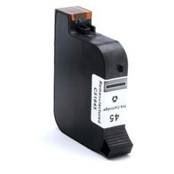Cartus cerneala 45, 51645AE HP black Remanufacturat EuroPrint compatibil