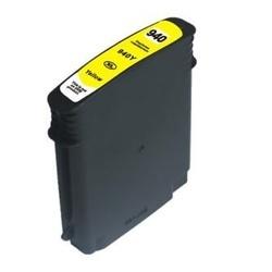Cartus cerneala 940XL, C4909 HP yellow Nou - XL EPS compatibil