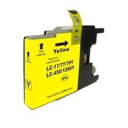Cartus cerneala LC-1280XLY Brother yellow Nou - XL EPS compatibil