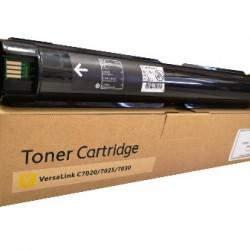 Cartus toner Xerox 106R03748 C7020 RO yellow 16.5K EuroPrint compatibil