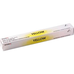 Cartus toner Canon 034 9451B001 yellow 7.3K Integral compatibil