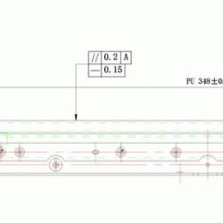 Wiper blade DR510 Konica-Minolta DC Select compatibil