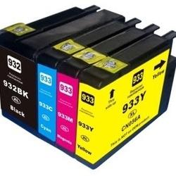 Cartus cerneala 933XL, CN056A HP yellow Nou - XL EPS compatibil