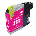 Cartus cerneala LC-123M Brother magenta Nou - XL EuroPrint compatibil