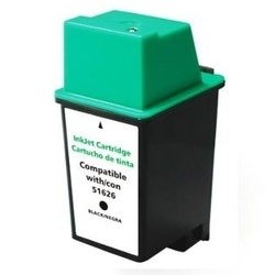 EuroPrint Cartus inkjet black compatibil cu 51626 rem