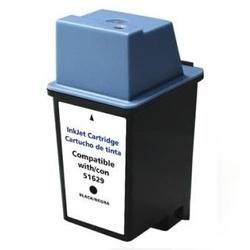 EuroPrint Cartus inkjet black compatibil cu 51629 rem