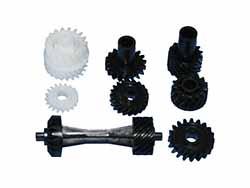 MIN Di152/163 Developer Gear KIT 4021-5205-01, 4021-5211-01,