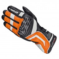 HELD - MANUSI SPORT - REVEL - BLACK / ORANGE