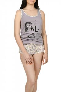 Pijama dama, BE OWL ME, Pink Secret