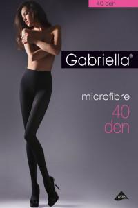 Dres Gabriella, microfibra, 40 den