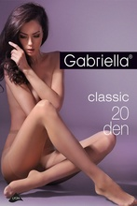 Dres clasic, 20 den, Gabriella
