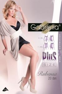 Dres Gabriella, plus size, 20 den