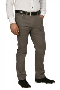 Pantaloni barbati, regular fit, gri