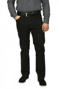 Pantaloni barbati, regular fit, negru