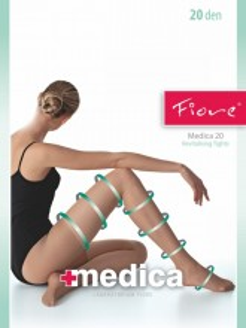 Ciorapi compresivi medica, Fiore