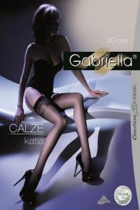 Ciorapi pentru portjartier, Calze Katia, Gabriella